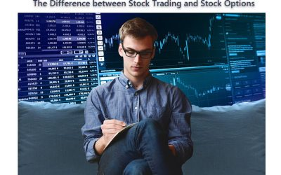 The Difference Between Trading Stocks & Stock Options